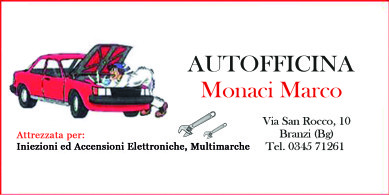 Autofficina Monaci Logo